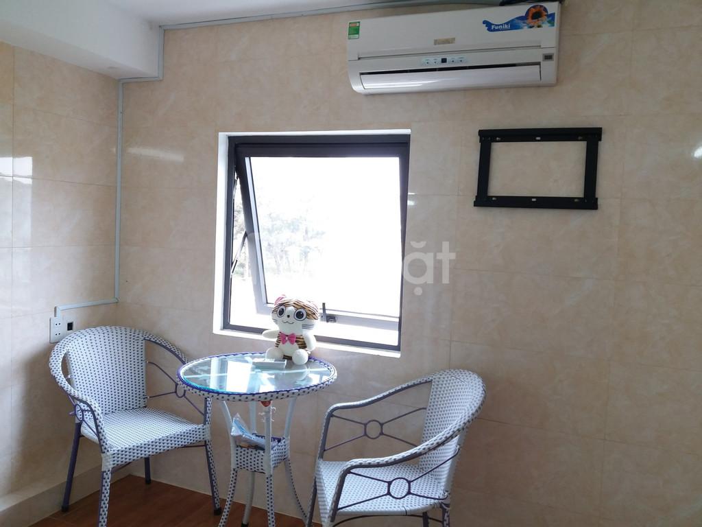 Cho thuê căn hộ gần ngã tư cầu Tiên Sơn