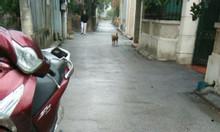 Bán lô đất 68m ngõ thông ô tô 7 chỗ qua đất tại Thạch Bàn, Long Biên.