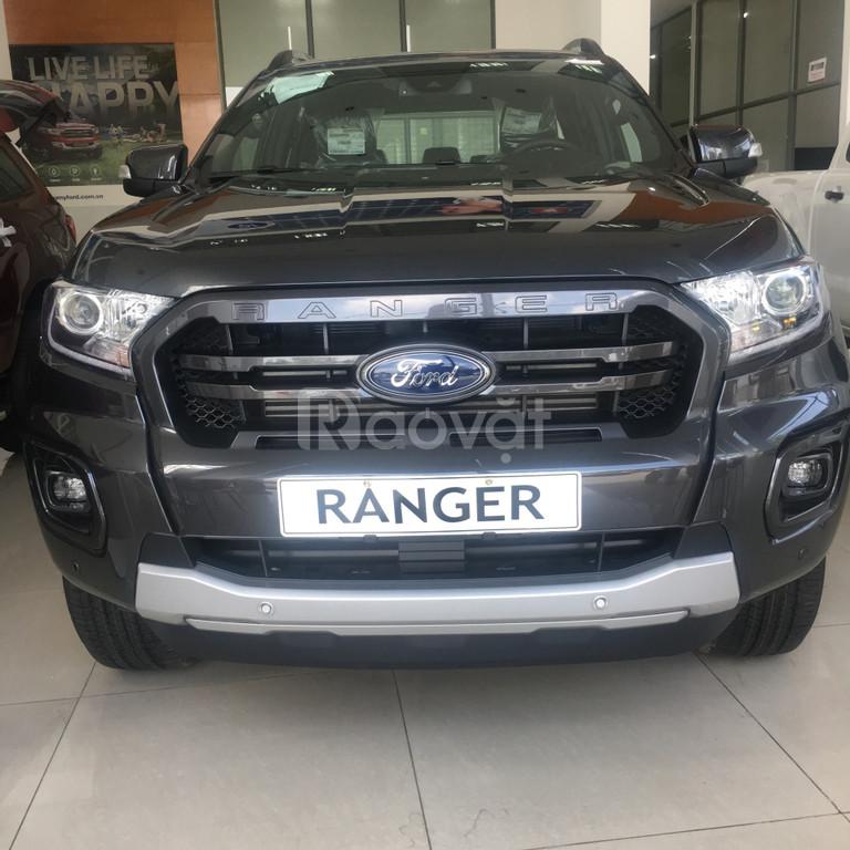 Ranger Wildtrak 4x4