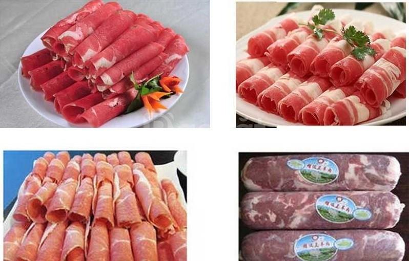 Máy thái thịt ES 250 hàng công ty