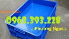 Thùng nhựa đặc cao 10, thùng nhựa đựng linh kiện (ảnh 5)