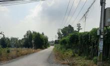 Bán miếng đất 596m2 mặt tiền Dương Thị Hai 3,1 tỷ.
