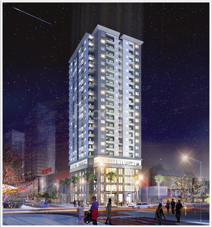 Chính chủ cần bán căn hộ 108m2/3PN giá 25,5tr/m2 Ngoại Giao Đoàn