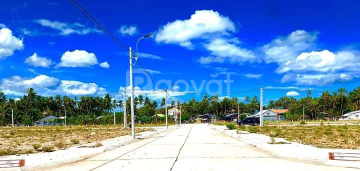Đất nền ven biển khu Phố Tân Thạnh Phú Yên chỉ 568tr/nền