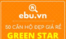 Căn hộ số 8 tòa nhà B6, thiết kế sang trọng Green Stars