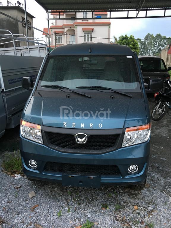 Bán Xe van 2 chỗ kenbo sản phẩm xe bán tải đa chức năng