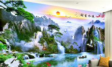 Tranh 3d ốp tường- gạch tranh 3d