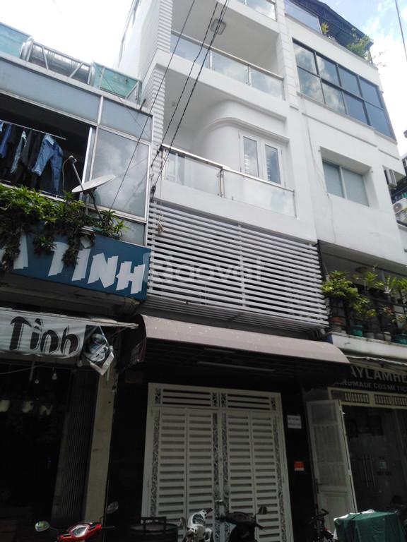 Nhà bán trung tâm quận 10, hẻm số 3 Thành Thái, 3 tầng mới đẹp, 5.7 tỷ