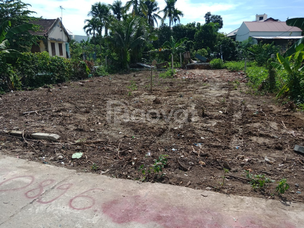 Bán đất mặt tiền đường 16m Vĩnh Ngọc Nha Trang