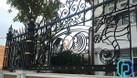 Các mẫu hàng rào sắt mỹ thuật 2020 tại Nguyên Phong (ảnh 7)