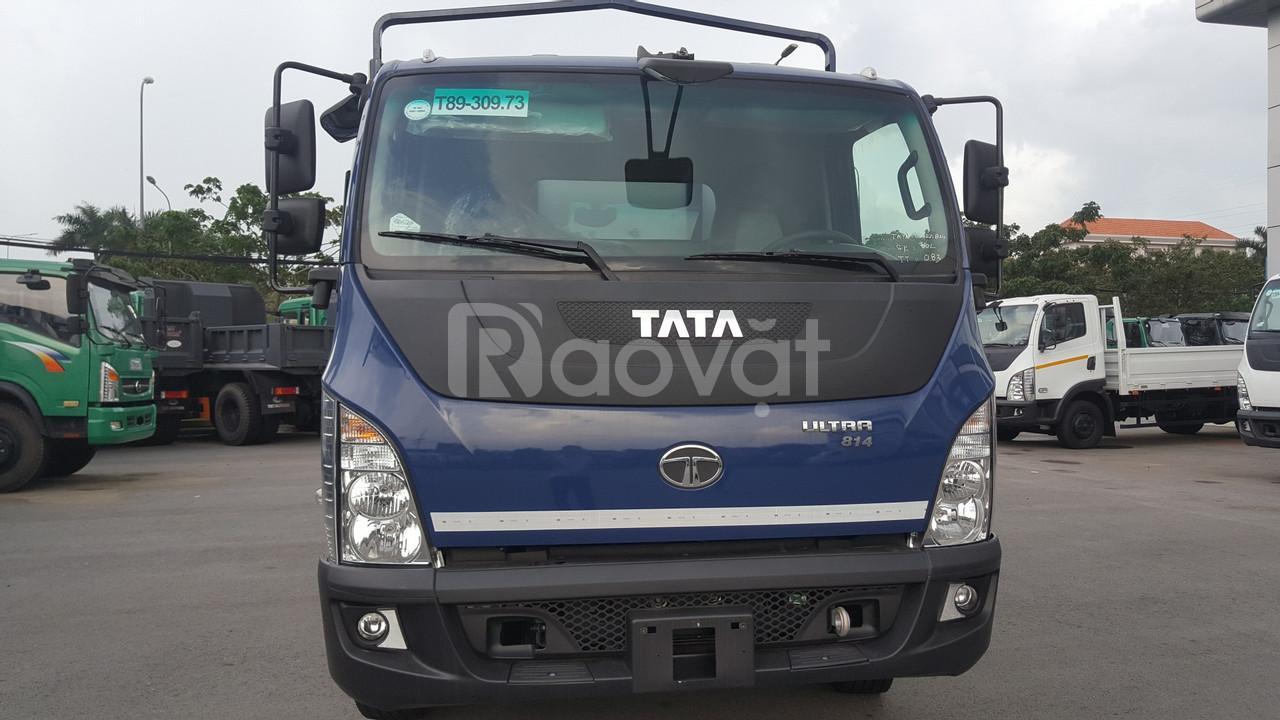 Thông số kỹ thuật xe tải tata ultra Ấn Độ 7t5