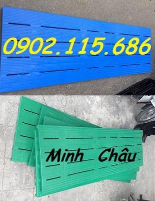 Pallet nhựa, pallet nhựa giá rẻ, pallet nhựa 1 mặt, pallet nhựa 2 mặt