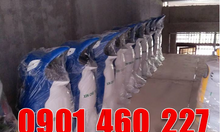 Thùng rác cá heo nhựa composite,thùng rác con cá chép giá rẻ quận 12