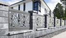 Các mẫu hàng rào sắt mỹ thuật 2020 tại Nguyên Phong (ảnh 6)