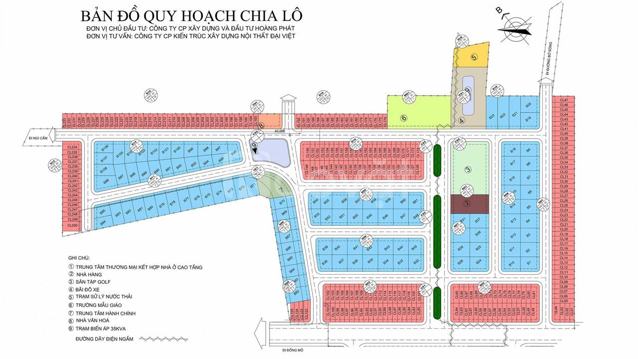 Bán đất nền gần khu CNC Hòa Lạc, sổ đỏ lâu dài, sát sân Golf Đồng Mô