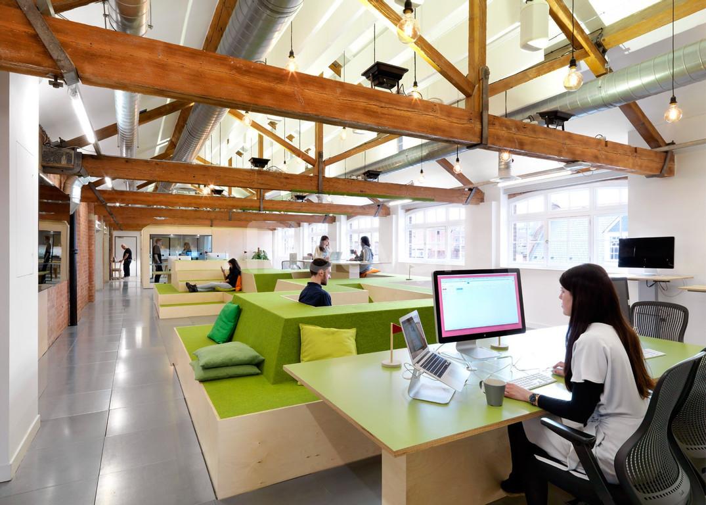 Tư vấn, thiết kế, thi công nội thất văn phòng