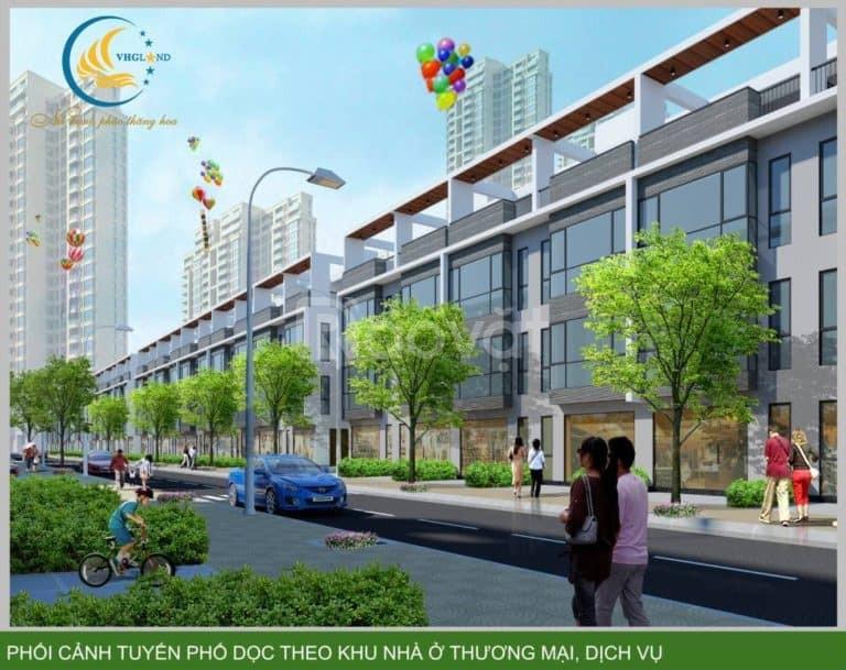 Dự án liền kề - shophouse Sdowntown Thanh Trì.