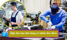 Đơn hàng dập kim loại và sản xuất linh kiện phụ tùng ô tô