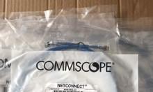 Dây nhảy patch cord 1.5m Cat6 Blue (NPC06UVDB-BL005F) commscope