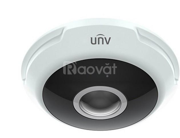 Camera IP Fisheye hồng ngoại 4.0 Megapixel UNV IPC814SR-DVSPF16