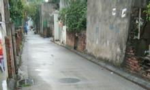 Đất ngõ thông ôtô 7 chỗ qua đất tại thạch bàn, Long Biên