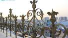 Các mẫu hàng rào sắt mỹ thuật 2020 tại Nguyên Phong (ảnh 5)