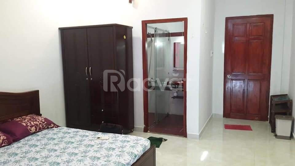 Cho thuê căn hộ mini đường Dương Bá Trạc, Q.8, full nội thất, giá tốt