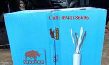 Cáp mạng Lan Cat5e hãng Vinacap