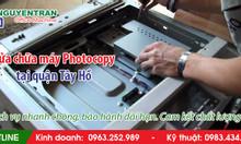 Dịch vụ sửa máy photocopy tại quận Tây Hồ
