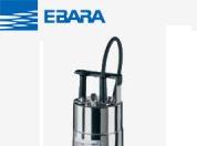Bảng giá máy bơm nước thải ebara 2.2kw, 1.5kw, 1.1kw giá rẻ