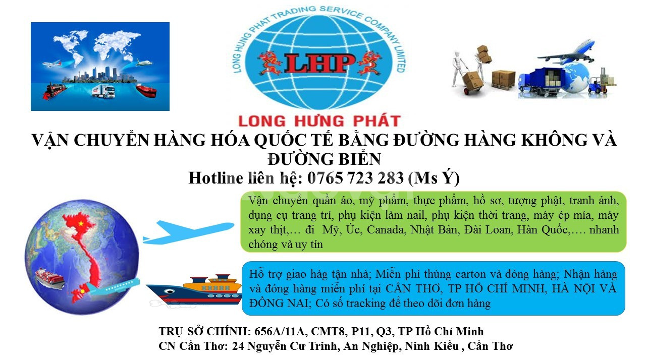 Gửi hàng đi Mỹ, Úc, Nhật Bản, Canada,... từ Hà Nội (ảnh 1)