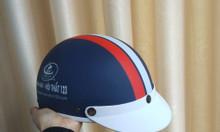 Bán sỉ nón bảo hiểm in logo cho doanh nghiệp