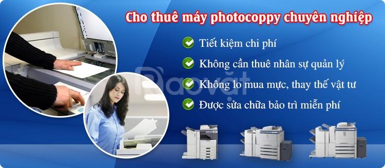 Cho thuê máy Photocopy tại quận Cầu Giấy