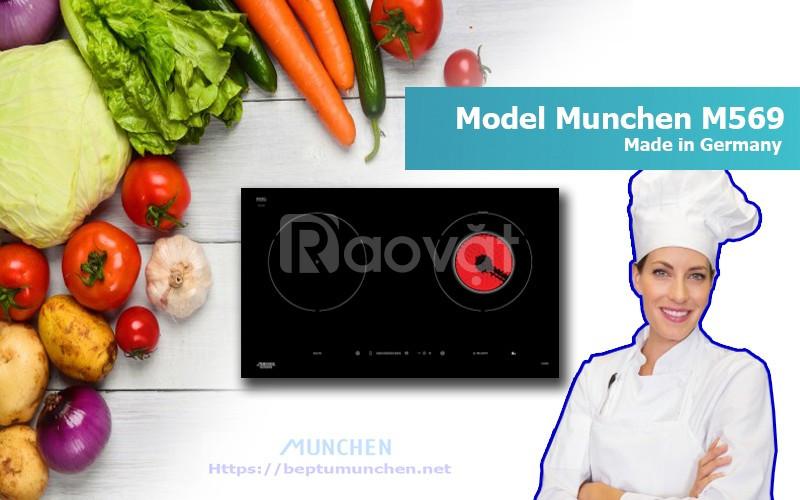 Bếp điện từ Munchen M569 cuối cùng cũng chịu thay đổi