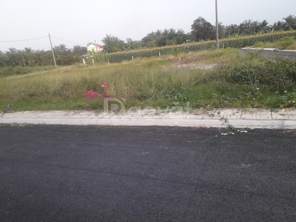 Bán gấp đất 100m2 ngã 3 Xóm Mới, sau lưng KCN Tân Hương