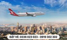 Cách kiểm tra vé máy bay của hãng Qantas Airways