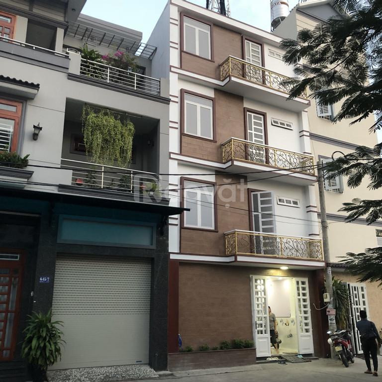 Nhà HXH 20m cách mặt tiền Quang Trung 20m, P11, Gò Vấp