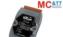 Module Ethernet 6 kênh AI + 2 kênh AO + 2 kênh DI + 2 kênh DO ICP DAS