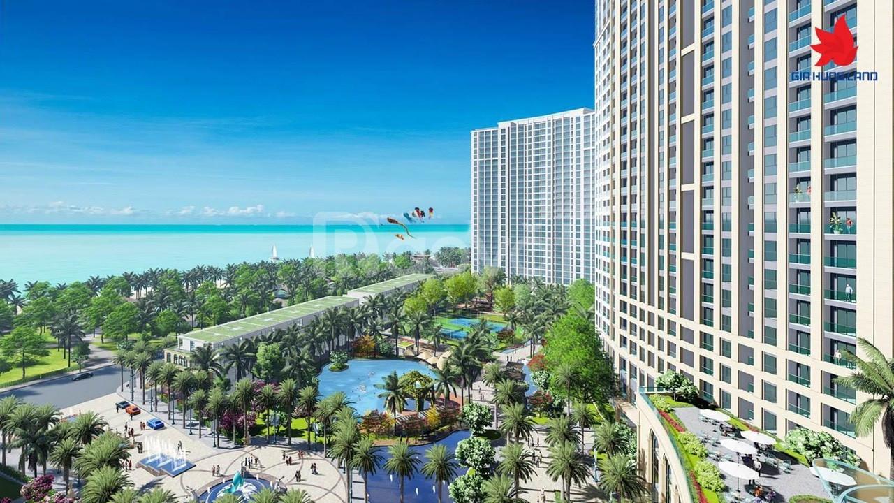 Căn hộ dự án Ray De Manor Hồ Tràm, giá đợt đầu 32 triệu/m2