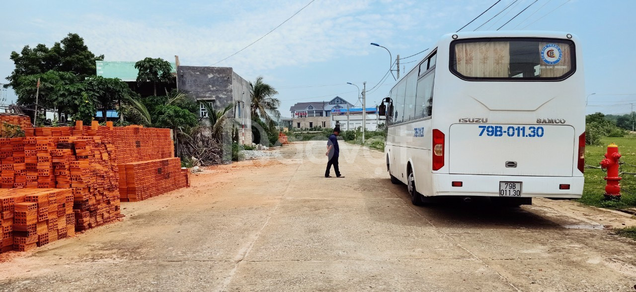 Ngân hàng phát mãi 5 lô đất biển Ninh Thuận sổ đỏ sang tên ngay.