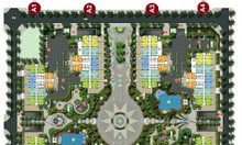 Căn hộ số 01 tòa A7 tầng cao, 3 PN An Bình City