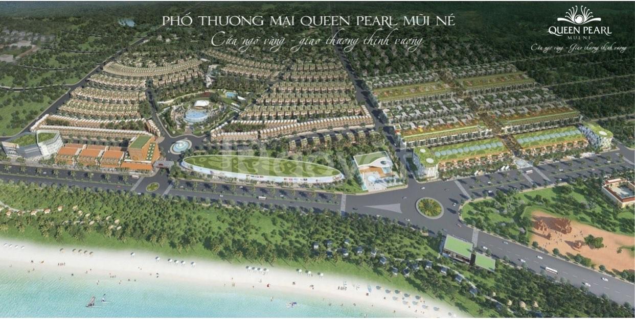 Đất nền Queen Pearl Phan Thiết
