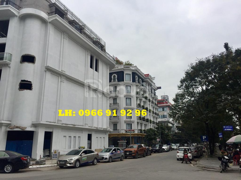 Dự án Việt Hàn Trung tâm giữa lòng TP Hạ Long