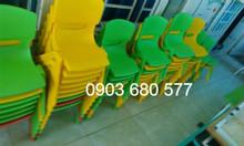Cung cấp ghế nhựa đúc trẻ em cho trường mầm non, lớp mẫu giáo