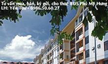 Cho thuê căn hộ An Hòa quận 7 khu Nam Long giá 7 triệu, 2 phòng ngủ