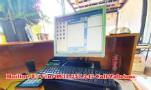 Tại Hà Nội, bán máy tính tiền giá rẻ cho quán ăn, quán nhậu
