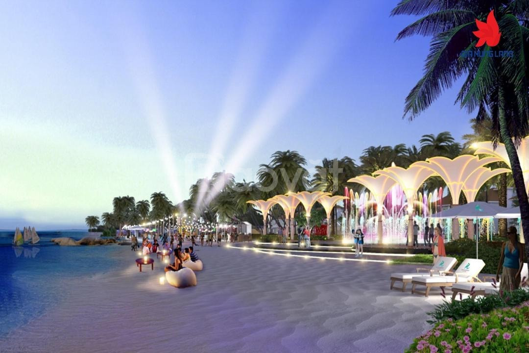 Dự án căn hộ biển Ray De Manor Hồ Tràm