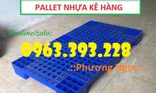 Pallet nhựa kê hàng, pallet dùng cho xe nâng, pallet cao cấp
