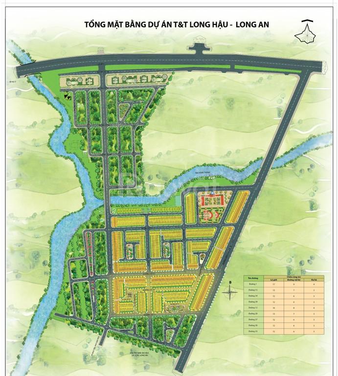 Đang kẹt vốn đầu tư cần bán gấp lô đất T&T Thái Sơn
