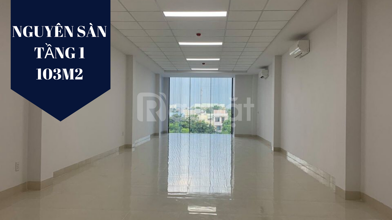 Tòa nhà Roma Building cho thuê văn phòng, full nội thất, 230.000đ/m2.